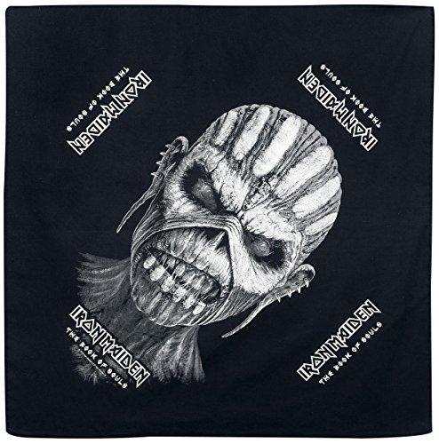 Iron Maiden The Book Of Souls Bandana nero