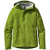 Patagonia Torrentshell Jacket (Men's) XL Gecko Green