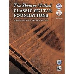 Shearer Method Classic Guitar Foundations
