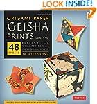 Origami Paper - Geisha Prints - Small...