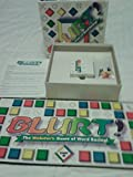 Blurt! The Webster's Game of Word Racing!