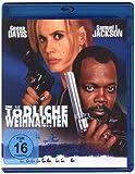 DVD Cover 'Tödliche Weihnachten [Blu-ray]