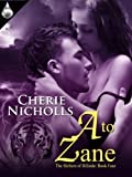 A to Zane (Shifters of Hillside Book 4)