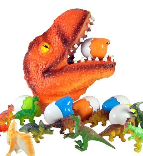 Dinosaur Gift Basket Easter Basket Stuffer Dinosaur