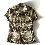 [XL・2XL・3XL]HILO HATTIE 半袖アロハシャツ hh011 大きいサイズ メンズ [並行輸入品]