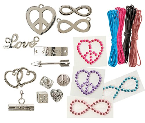Do It Yourself Jewelry: ALEX Toys Do-it-Yourself Wear Infinity Jewelry Kit