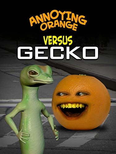 Annoying Orange vs Gecko (Geico Spoof)