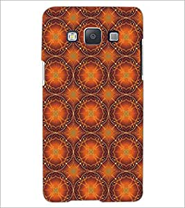 PrintDhaba Pattern D-5473 Back Case Cover for SAMSUNG GALAXY A5 (Multi-Coloured)