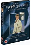 Murder, She Wrote: Movie Collection (South By Southwest / A Story To Die For / The Last Free Man / The Celtic Riddle) [DVD]