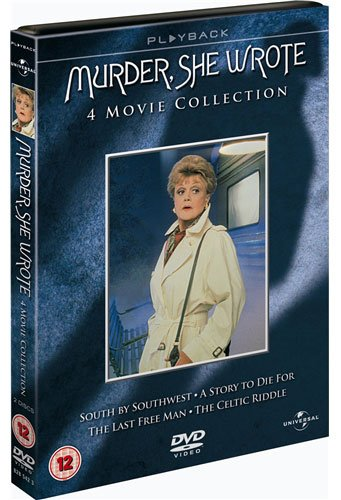 murder-she-wrote-south-by-southwest-a-story-to-die-for-the-edizione-regno-unito-reino-unido-dvd