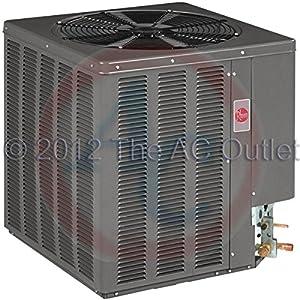Amazon Com 2 Ton 14 5 Seer Rheem Ruud Air Conditioner