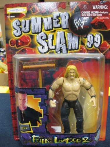 WWF Summer Slam 99 Fully Loaded 2 Test By Jakks 1999