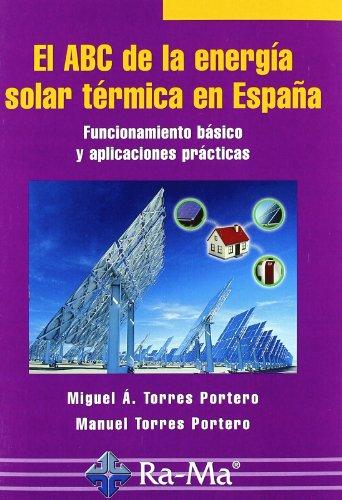 EL ABC DE LA ENERGIA SOLAR TERMICA EN ESPAÑA