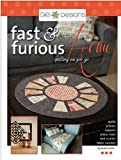 FAST FURIOUS QUILTING AS YOU GO HOME QUILT PROJECT BOOK