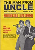 img - for The Man From U.N.C.L.E. Magazine February 1966 (Volume 1, Number 1) book / textbook / text book