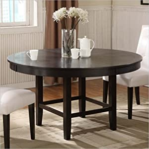 Popular Thank you for your interest in our products Modus Furniture YR Bossa Inch Round Dining Table Dark Chocolate If you have any questions