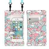 ディズニー DIVAID Lite iPhone 防水ケース IPX8 スマホ iPhone6s iPhone6 iPhone5s / アリス