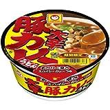 マルちゃん 大辛豚カレーうどん 84g×12個