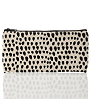 Fabric Love to Design Spotted Canvas Pencil Case