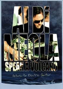 Al Dimeola: Speak a Volcano - Return to Electric Guitar