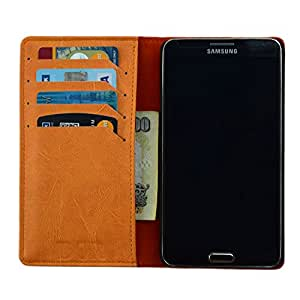 DCR PU Leather Flip Case Cover For LG G3