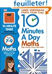 10 Minutes a Day Maths Ages 7-9.