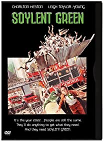 "Cover of ""Soylent Green"""