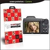 Original Scratchgard Ultra Clear Screen Protector for Nikon CP L840