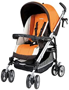 Peg-Perego 2010 Pliko P3 Stroller, Tropical (Discontinued by Manufacturer)