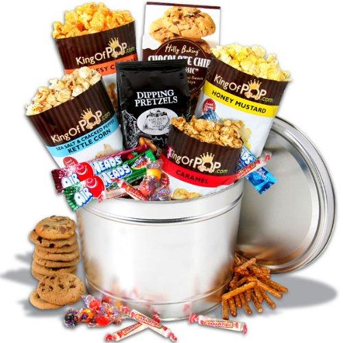 Deluxe Junk Food Bucket