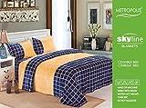 Skyline Metropolis Premium Reversible AC Blanket