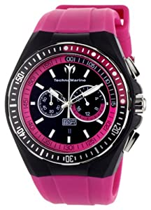 TechnoMarine Women's 111021 Cruise Sport Cruise Sport 45mm Watch