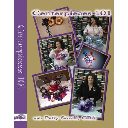 """Centerpieces 101"""" Balloon Decorating DVD"""