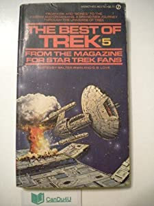 The Best of Trek #5 (Star Trek) by Walter Irwin and G. B. Love
