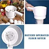Battery Operated Sifter