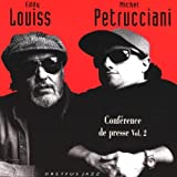 Conference de Presse, Vol. 2 [Import CD from France]