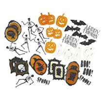 Martha Stewart Crafts Classic Halloween Acetate Die-cuts