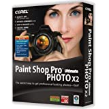 Paint Shop Pro Photo X2 Ultimateby Corel