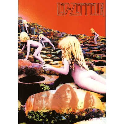 (24X33) Led Zeppelin (Houses Of The Holy, 2) Music Poster Print