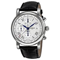 Montblanc Star Chronograph UTC Automatic Stainless Steel Mens Watch 107113 from Montblanc