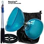 DiaboloX 110mm Bleu avec axe Revolox...