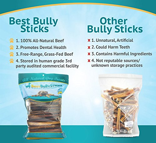 100 natural 6 inch bully sticks by best bully sticks 8oz bag 11street malaysia food. Black Bedroom Furniture Sets. Home Design Ideas