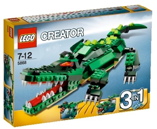 LEGO Creator 5868: Ferocious Creatures