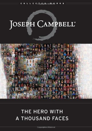 Cover of The Hero with a Thousand Faces (The Collected Works of Joseph Campbell)