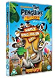 Penguins Of Madagascar - Happy King Julien Day [DVD]