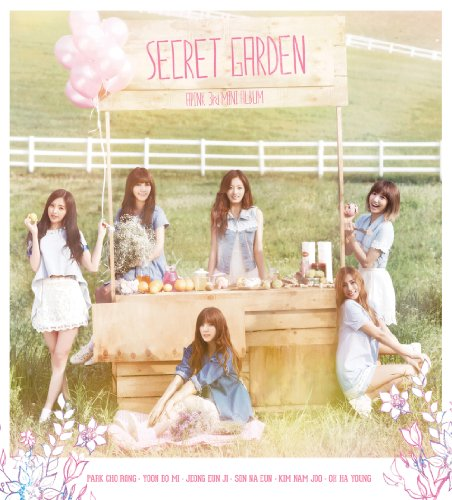 A Pink 3rd Mini Album - Secret Garden (韓国盤)