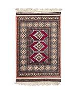 Navaei & Co. Alfombra Kashmir Rojo/Multicolor 97 x 62 cm
