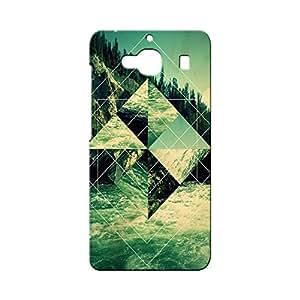 G-STAR Designer Printed Back case cover for Lenovo P1M - G1443