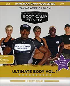Jay Johnson's Boot Camp Fitness: Ultimate Body, Vol. 1 [Blu-ray]