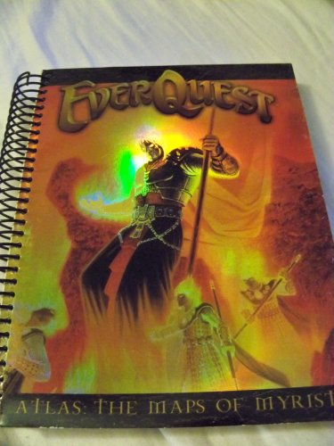 Title: Everquest Atlas The Maps of Myrist